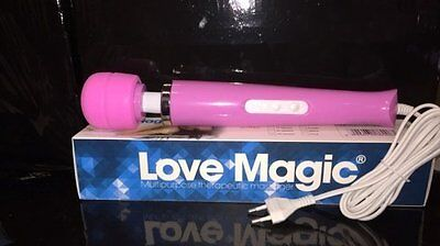 big love magic wand massager size 32 cm pink 30 features