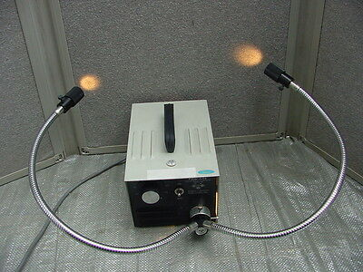(1) Used Dolan-Jenner Fiber-Lite Series 180  Illuminator With Double Light Wand