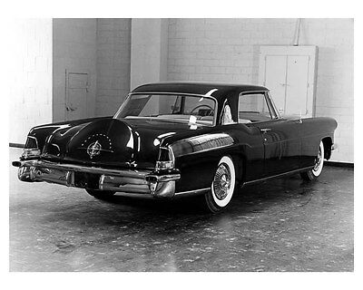 1956 Lincoln Continental Mark II ORIGINAL Factory Photo oub5271