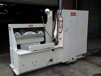 Unipress All in one Shirt Unit  Body, Sleever, Collar Cuff Model VASY3 Complete