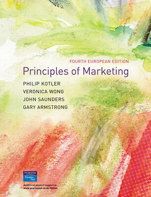Principles of marketing by Philip Kotler (Paperback)