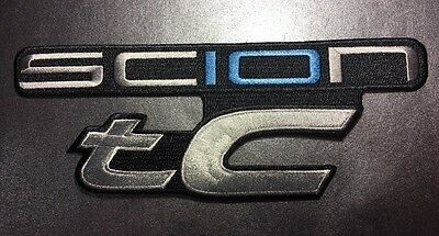 Scion tC Release Series RS High-Quality Embroidered Toyota TRD Patch TC tc