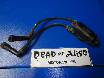 Honda Cb 650 Sohc 18,000 Miles, Ignition Coil 2&3 Cylinders  Rhs