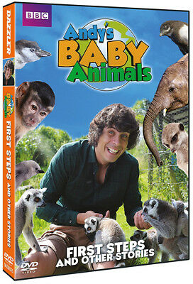 Andy's Baby Animals: First Steps and Other Stories DVD (2017) Andy Day