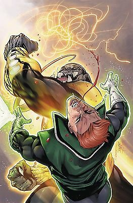 Dc Rebirth Hal Jordan And The Green Lantern Corps #16