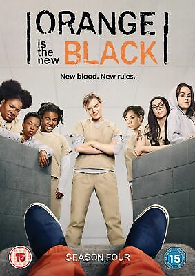 Orange Is the New Black: Season 4 [DVD]