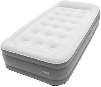 Outwell Flock Superior Single Airbed. built-in electric pump