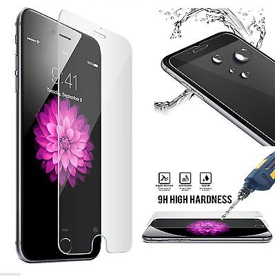 3 PACK 9H Premium Screen Protector Tempered Glass Film For iPhone 7/8/7/8 Plus