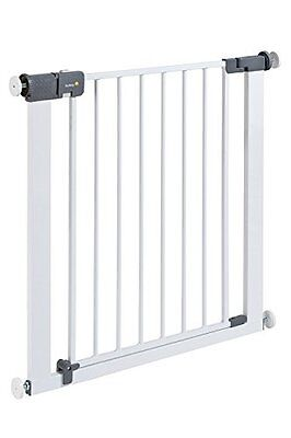 Safety 1st Quick Close ST Extra Secure Metal Child Safety Gate Stair Gate Extens