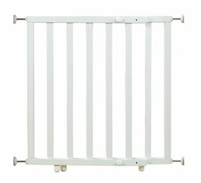 Roba Baumann Gmbh Safety Gate (White)