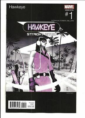 Marvel Now! Hawkeye #1 Hip Hop Variant 1St Print