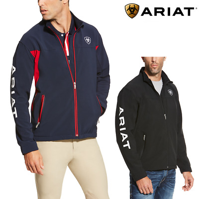 Ariat Mens New Team Softshell Jacket - FREE UK DELIVERY