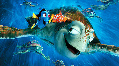 FINDING NEMO Home decor HD Print on Canvas No Frame 24 H76