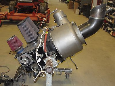 TURBINE ENGINE GTP70-52