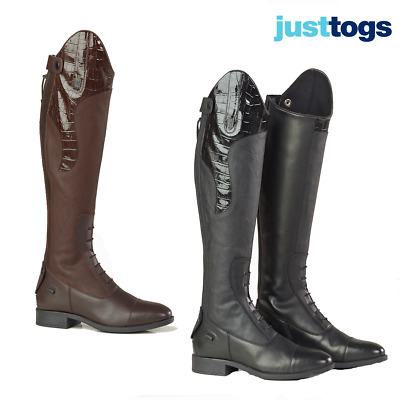 Just Toggs Saliano Competition Long Boots - FREE UK DELIVERY