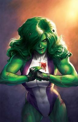 Marvel Totally Awesome Hulk #4 Women Of Power Variant 1St Print