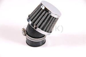 YAMAHA AEROX K & N style Chrome Air Filter 45'
