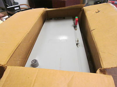 GE Size 0 Fusible Combination CR308BT04-R31AAAAA 460-480V Coil 3P New Surplus
