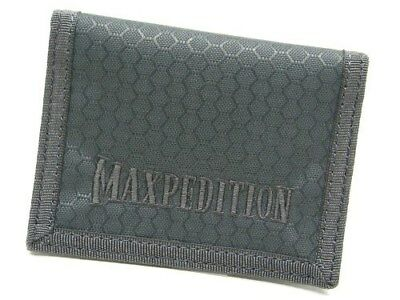 MAXPEDITION Advanced Gear Research AGR Gray Lightweight LPW Low Profile Wallet!