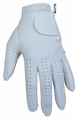 ACCLAIM Bowls Glove Left Hand Ladies XLarge Non Slip All Weather Velcro Fasten