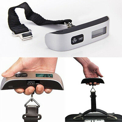 New Fashion Electronic Luggage Scale With Built-In Backlight ON LAUS