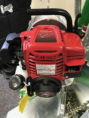Portable Winch Gas-Powered Capstan WINCH PCW3000 Honda GX35cc 4-stroke engine