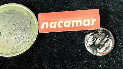 Nacamar Pin Badge Streaming IT Cebit Logo