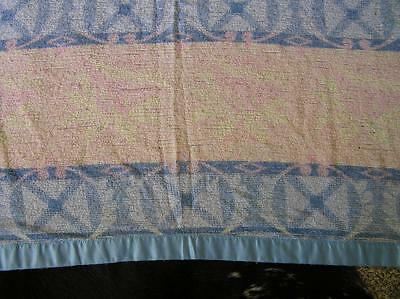 "BEACON SOUTHWEST Trading COTTON CAMP BLANKET REVERSIBLE 71""x64"""
