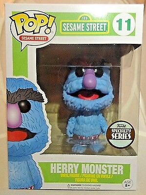 HERRY MONSTER 11 Funko SPECIALTY SERIES POP! vinyl figure New In Package RARE