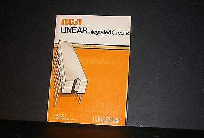 RCA Linear Integrated Circuits Application Notes 1975
