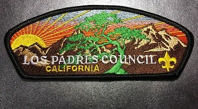 Boy Scouts of America BSA Los Padres Council California Patch