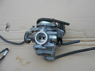 lexmoto diablo 125 carb carburettor choke complete fully working