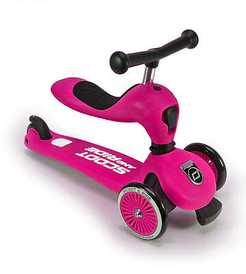 Scoot and Ride: Highwaylick 1 - Pink