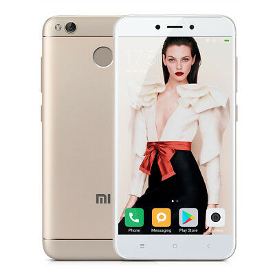 5.5''Global Xiaomi Redmi Note 4X 4G DecaCore 4GB+64GB MIUI8 13MP 4100mAh Global