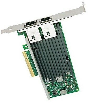 NEW INTEL X540-T2 DUAL Server Converged Network adapter 10G 10000 Mbit/s PCIe x8
