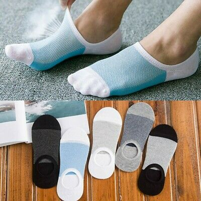 Women Cotton Antiskid Invisible Liner Socks No Show Low Cut Socks Fashion