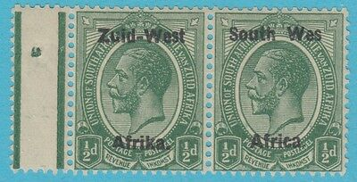 "SOUTH WEST AFRICA 1 SG 1a 1923 MINT HINGED OG NO FAULTS EXTRA FINE ""WES"" VARIETY"