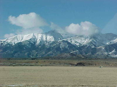 40 Acres in beautiful Southern Colorado (San Luis Valley) with Highway access!