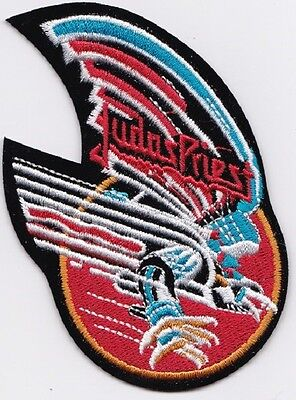 JUDAS PRIEST - SCREAMING FOR VENGENCE - IRON ON or SEW ON PATCH