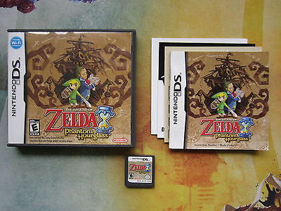 The Legend of Zelda: Phantom Hourglass - Nintendo DS - Free Shipping!
