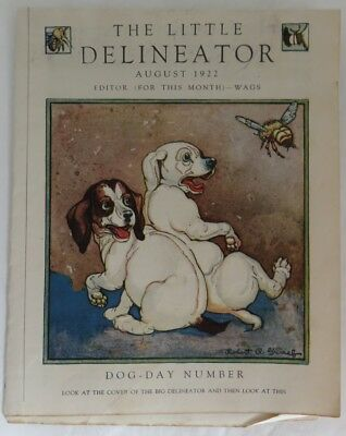 1922 The Little Delineator Booklet              (Inv13274)