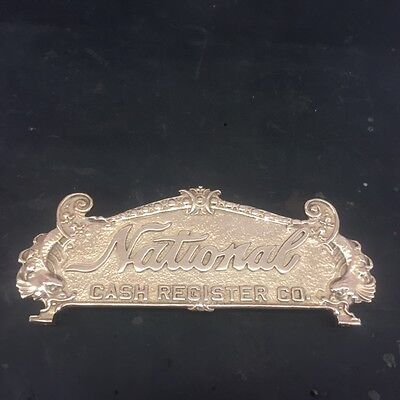 National Cash Register model 313 Candy Store Top Sign and others
