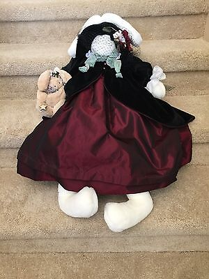 Bunnies By the Bay Theodom Thistledown 1995 #157/486 Limited Edition w/tag