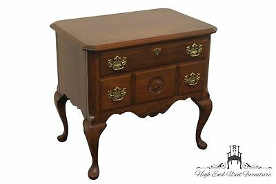 PENNSYLVANIA HOUSE Solid Cherry 26″ Lowboy / Nightstand