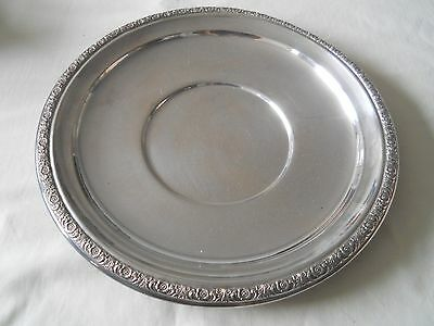 "International Sterling Prelude Pattern Dish 336 Grams Approx. 11"" D"