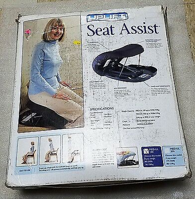 Uplift Seat Assist Portable Lifting Seat Model No. Med-Ul100 *free Shipping*