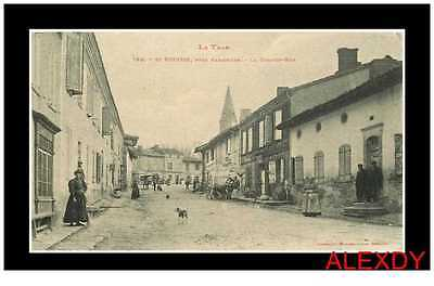 (Ph2) New Cpa 81 Saint-Urcisse *** La Grande Rue ***