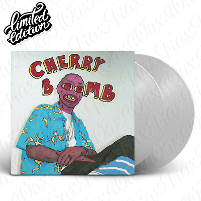 Tyler The Creator - Cherry Bomb [2LP] Vinyl Colored Limited Edition /1000 New
