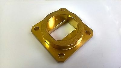 10Ghz  WG16 WAVEGUIDE FLANGE NEW.
