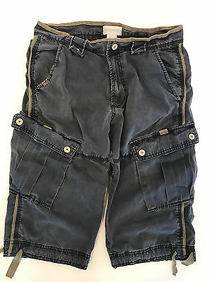 FUNKY DIESEL SHORTS! Sz XS, WORN and DISTRESSED ( in a good way!)